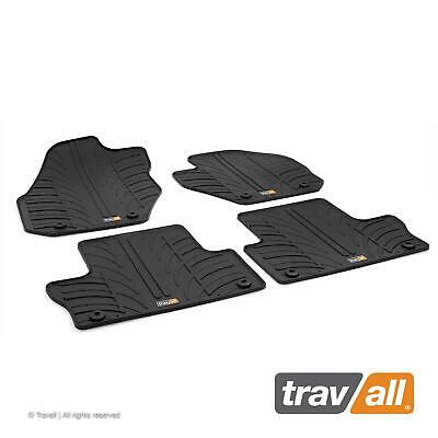 RUBBER CAR MATS For VOLVO XC60 2008 -2017 All Weather Premium • 34£