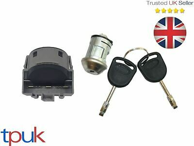 Ignition Switch & Lock (barrel) With 2 Keys Ford Transit Mk6 2000-2006 • 15.90£