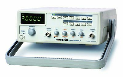 Instek GFG-8216A Function Generator 3MHz 6 Digit Counter With INT/EXT Function • 289.97$