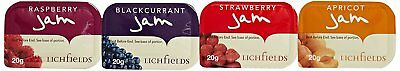 Lichfields Individual Jam Selections -  Individual Portions 20g • 3.21£