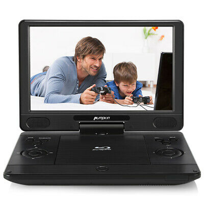 12 Inch Portable Blu Ray DVD Player HD Screen Car USB HDMI Out To Home Flat TV  • 160£