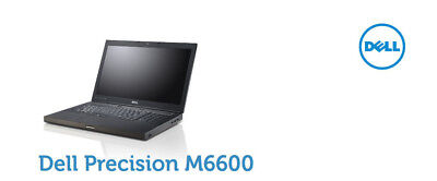 $800 • Buy Dell Precision M6600 17.3in. (750GB, 2.2GHz, 8GB) Notebook/Laptop - Bwct84b2