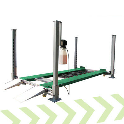 Strongman Alness Wrap Around Free Standing 4 Post Ramp Car Lift Parking 240v 4T • 2,525£