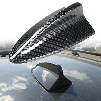 £27.99 • Buy Carbon Look BMW Style Shark Fin Static Aerial Dummy Antenna Universal Fit