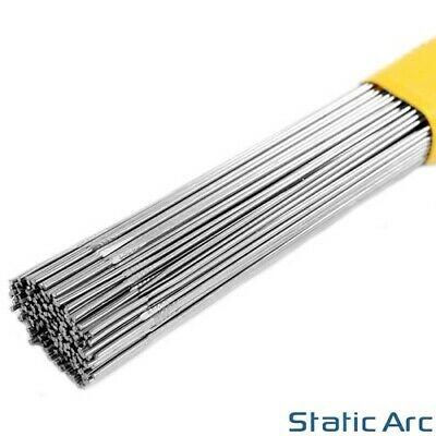 £7.99 • Buy STAINLESS STEEL TIG WELDING FILLER RODS STICK WIRE 316L 1m LENGTH 1.6/2.4/3.2mm