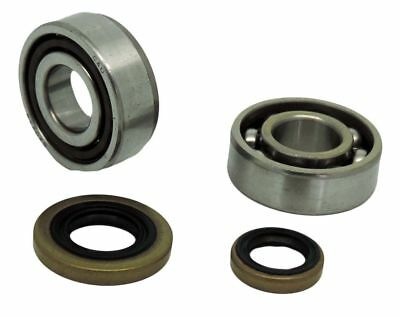 £15.98 • Buy Compatible Stihl  046 Ms460 Ms461 Crankshaft Bearings And Oil Seals New