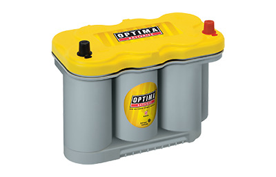 AU389.99 • Buy Optima Yellow Top D27f Battery 12 Volt Agm 830cca Deep Cycle Suit N70zzl