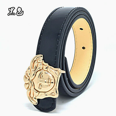 $6.89 • Buy Fashion Children Kids Synthetic Leather Belts For Boys Girls