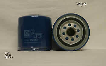 AU16.25 • Buy Wesfil  Oil Filter   WZ516 Z516 Suits FORD/MAZDA