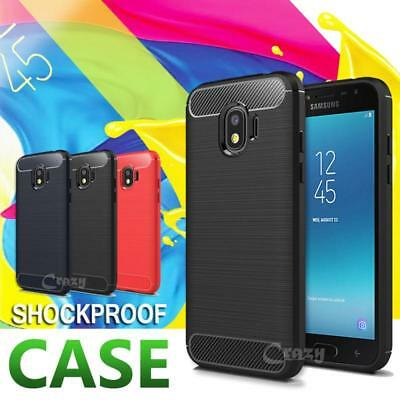 AU5.99 • Buy Heavy Duty Tough Case Cover For Samsung Galaxy J2 J5 J7 Pro J8 A8 2018 S10 Plus