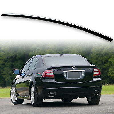$ CDN107.15 • Buy Painted Rear Trunk Lip Spoiler For 04-08 ACURA TL Nighthawk Black Pearl B-92P