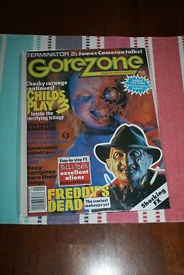 $19.99 • Buy Gorezone #20 Is In Very Fine To Near Mint!