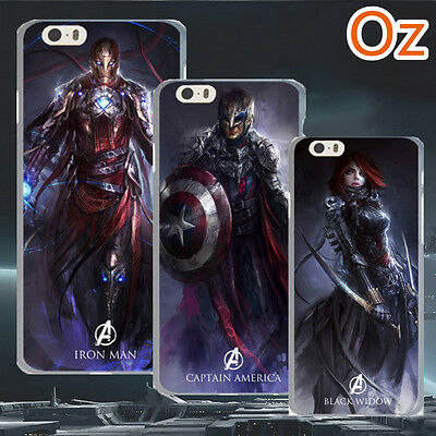 AU11 • Buy Dark Avengers Case For Sony Xperia XA2 Ultra, Quality Painted Cover WeirdLand
