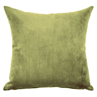 AU48.95 • Buy Mystere Olive Velvet Cushion Cover