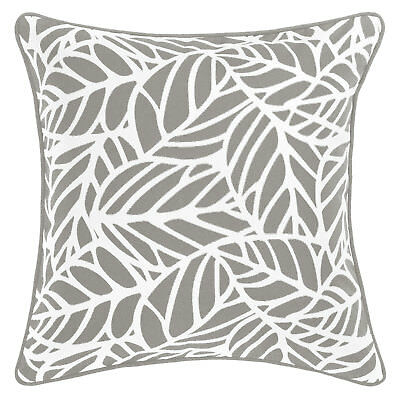 AU58.95 • Buy Tulum Pumice Outdoor Cushion Cover With Piping Trim