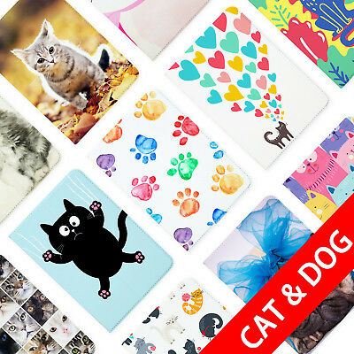 AU24.99 • Buy 2020 Flip Leather Case For All New Kindle Waterproof Paperwhite Oasis CAT DOG