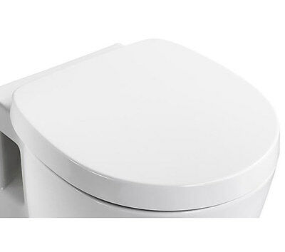 Ideal Standard Concept Freedom XL Toilet Seat And Cover - E609301 Extra Large • 59.99£