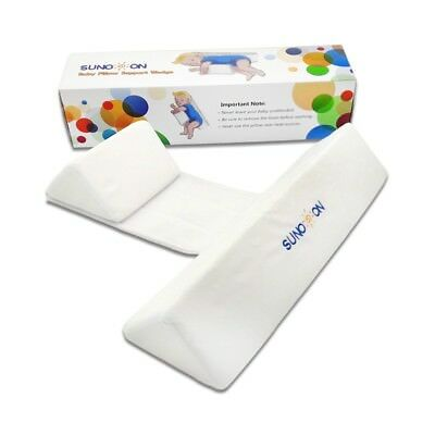 £13.44 • Buy Baby Sleep Pillow, Infant Support Wedge, Adjustable, Newborn To 6 Months