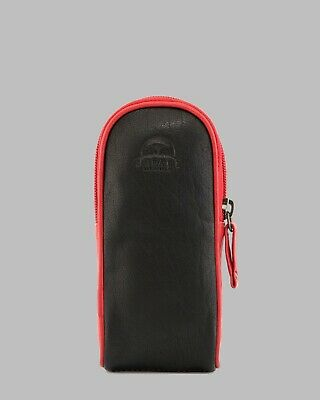 £9.95 • Buy Soft Leather Glasses Case Zip Round By Safari