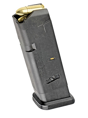 $16.98 • Buy MAGPUL 907 9MM 10RD Magazine 10 Round Mag CA Legal For Glock 19