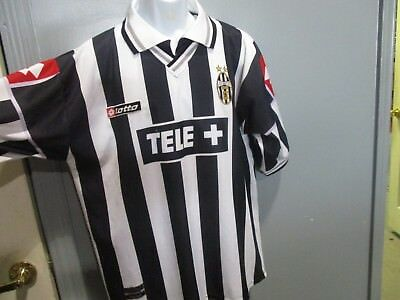 1e0cc210861 Juventus Fc Used Lotto Jersey X-large • 49.99