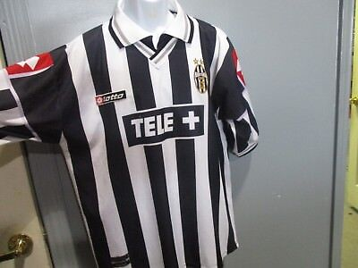 1305a67e3 Juventus Fc Used Lotto Jersey X-large • 49.99