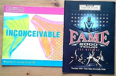 £6.45 • Buy Selection Of Individual Plymouth Theatre Royal & Drum Programmes 2000s Programme