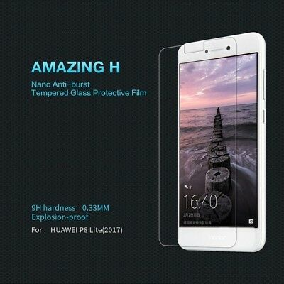 Tempered Glass Screen Protector For Huawei P8 Lite 2017 • 2.99£
