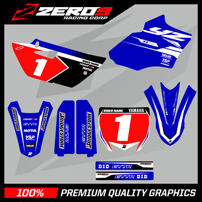 AU183.99 • Buy Custom MX Graphics Kit: YAMAHA YZ 85 2002 - 2020 - OEM TEAM 18