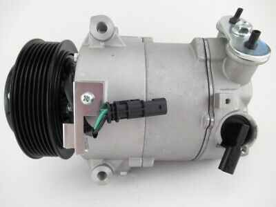$253.86 • Buy New A/C AC Compressor For: 2012-2016 Buick Regal (2.4L Electric / Gas)