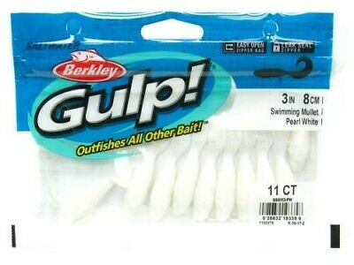 berkley gulp white