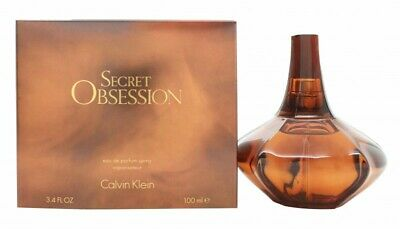 Calvin Klein Secret Obsession Eau De Parfum Edp 100ml Spray - Women's For Her • 20.43£