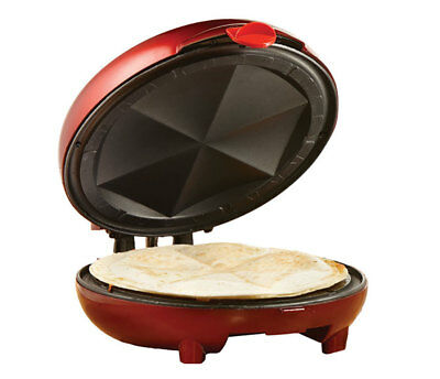 $34.99 • Buy Brentwood TS-120 Quesadilla Maker Red NEW