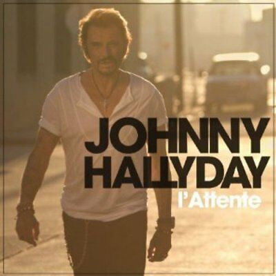 AU25.35 • Buy Johnny Hallyday - Lattente [CD]