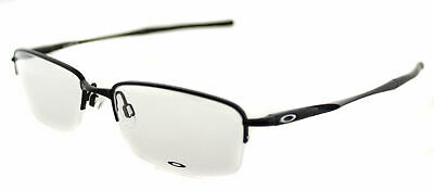 ce2842d991 New Oakley Clubface OX3102-0152 Polished Black Semi-Rimless Eyeglasses 52mm  • 108.99