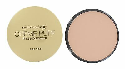 Max Factor Creme Puff Compact Powder Foundation 21g - Natural #50 - New • 2.99£