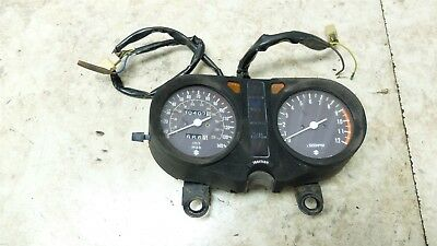 82 Suzuki GS1100 GS 1100 GL Gauges Speedometer Tachometer Dash Meters • 199$