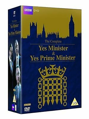 The Complete Yes Minister & Yes, Prime Minister (Box Set) [DVD] • 14.99£