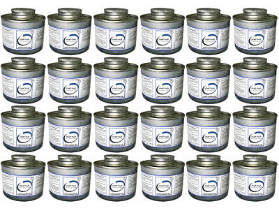 £57.99 • Buy Chef-hub Box 48 Tins 6 Hour Chafing Dish Liquid Fuel For Buffets, Parties Etc