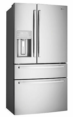 AU3263 • Buy NEW Westinghouse WHE7074SA 619L French Door Frost Free Fridge