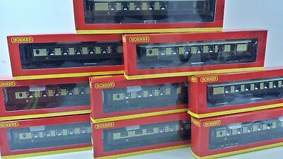 £89.99 • Buy Hornby 8 & 12 Wheel Pullman Coaches With Lighting (Later Series) - Your Choice