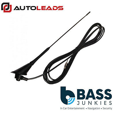 £9.99 • Buy Bee Sting Non Amplified Roof Mount AM/FM Car Radio Stereo Aerial Antenna RMA869