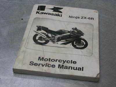 Kawasaki Zx6r Manual Compare Prices On Dealsancom