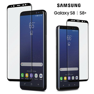 $ CDN10.99 • Buy Samsung S8+ S8 New Premium Real Screen Protector Tempered Glass Protective Film