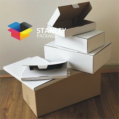 AU30 • Buy Shipping Box-(BX1 BX2 BX3 BX4 BX6) Super Flat Mailing Box -HALLAM-Pick Up