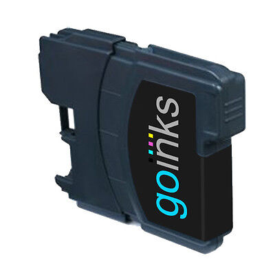 £3.95 • Buy 1 Black Ink Cartridge Compatible With Brother DCP-165C MFC-250C DCP-6690CW