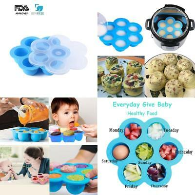 $30.99 • Buy Silicone Egg Bites Molds For Instant Pot Accessories - Fits Instant Pot 5,6,8 Qt