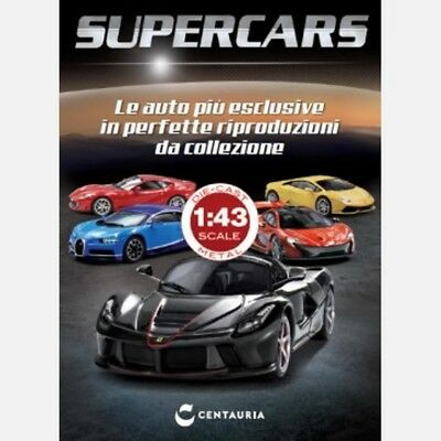 $ CDN29.46 • Buy Supercars Die Cast  1/43+ Booklet Centauria-various Select