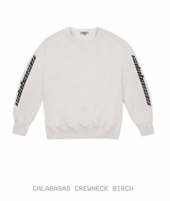 AU459 • Buy Yeezy Birch Calabasas Crewneck Large