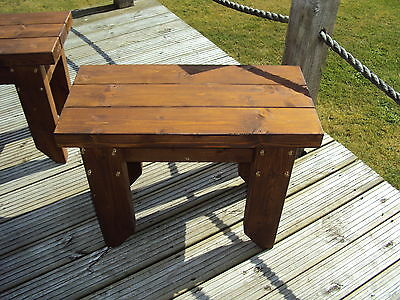 Wooden Quality Handmade  Garden-kitchen-Dining Bench/Seat Sturdy And Solid  • 52£